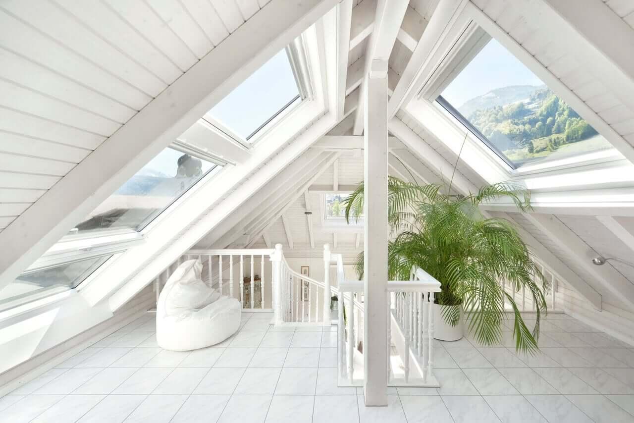 Мансардное окно - в готовую крышу!